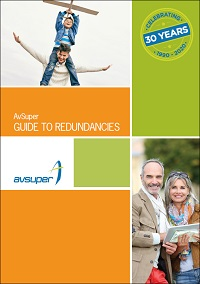 Cover of AvSuper Guide to Redundancies
